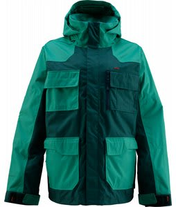 Foursquare Brady Snowboard Jacket Spruce