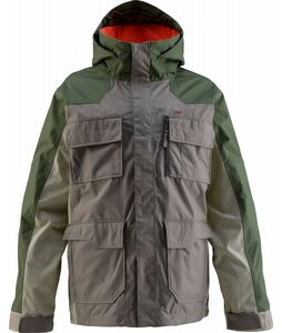 Foursquare Brady Snowboard Jacket Walnut