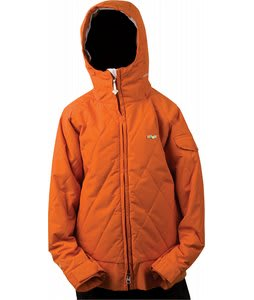 Foursquare Candy Snowboard Jacket Sizzle