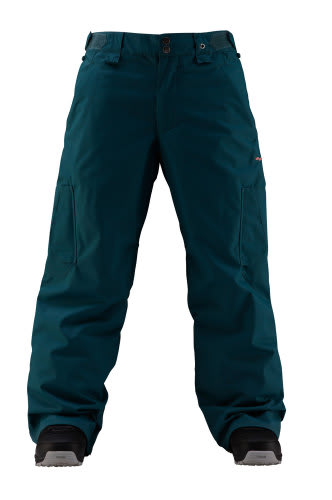 Foursquare Chief Snowboard Pants Spruce