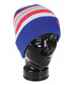 Foursquare Classic Beanie Reflux Blue