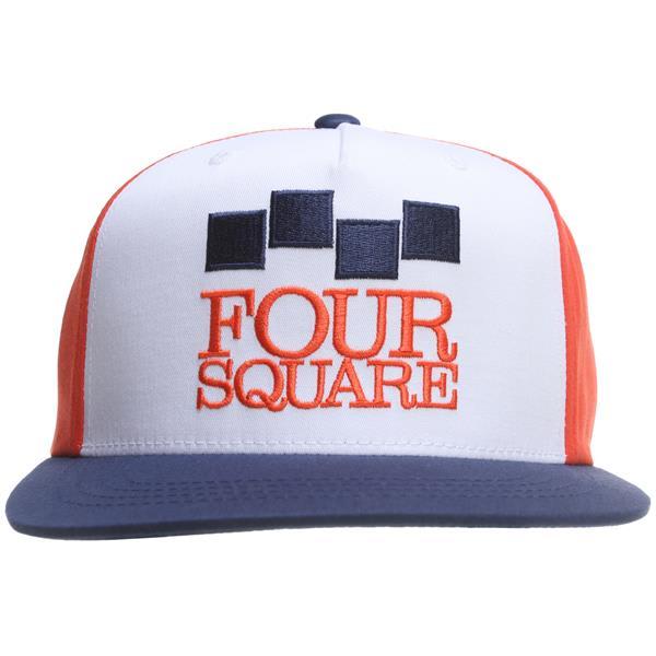 Foursquare Classic Stack Hat