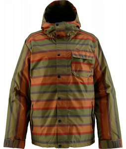 Foursquare Coco Snowboard Jacket Natural Loom Sprout