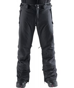 Foursquare Craft Snowboard Pants Blacktop