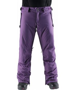 Foursquare Craft Snowboard Pants Plum