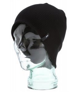 Foursquare Dome Beanie Blacktop