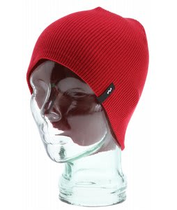 Foursquare Dome Beanie Crimson