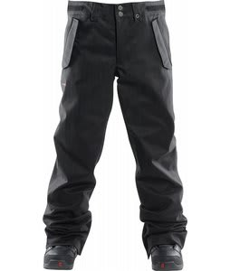 Foursquare Draft Snowboard Pants Blacktop