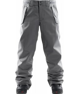 Foursquare Draft Snowboard Pants Cast Iron