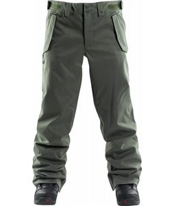 Foursquare Draft Snowboard Pants Portland Pine