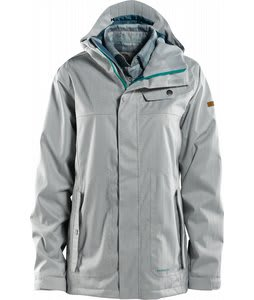 Foursquare Easel Snowboard Jacket Granite