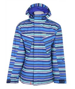 Foursquare Fabian Snowboard Jacket Night Fly Polo