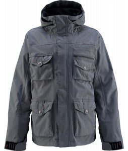 Foursquare Fabian Snowboard Jacket Overcast