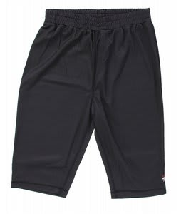Foursquare First Layer Pants Black Future Stripe