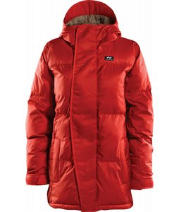 Foursquare Fixture Snowboard Jacket 186 Red