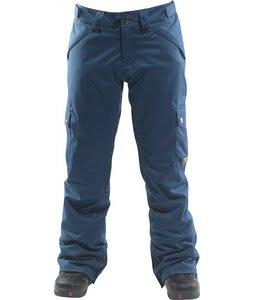 Foursquare Flaunt Snowboard Pants Ensign Blue