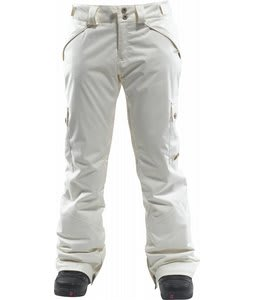 Foursquare Flaunt Snowboard Pants Papyrus