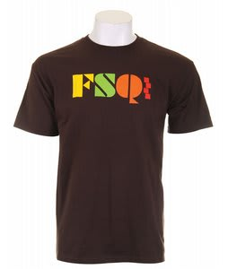 Foursquare FSQ T-Shirt Bear Rug