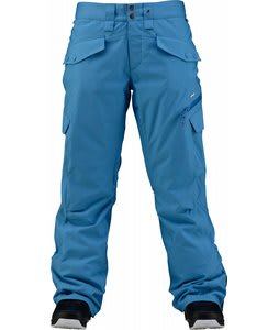 Foursquare Fuji Snowboard Pants Bluebird