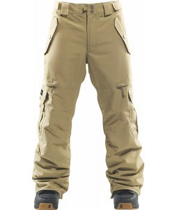 Foursquare Gasket Snowboard Pants Desert Eagle