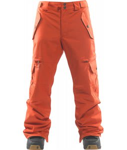 Foursquare Gasket Snowboard Pants Sunset