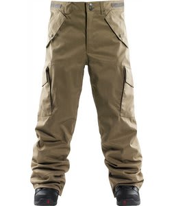 Foursquare Gasket Snowboard Pants Walnut