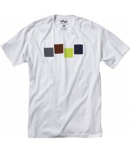 Foursquare Grade T-Shirt Snow