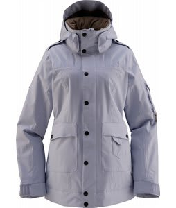 Foursquare Heather Snowboard Jacket Persian Lilac