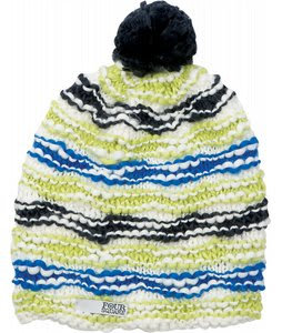 Foursquare Hippie Sticks Beanie White 