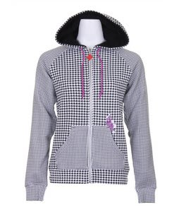 Foursquare Houndstoof Full Zip Hoodie