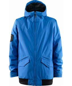 Foursquare Howl Snowboard Jacket True Blue