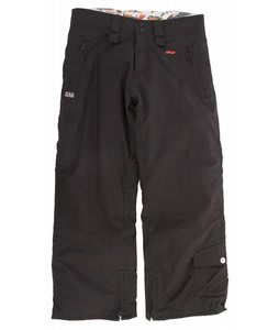 Foursquare Kate Snowboard Pants Black