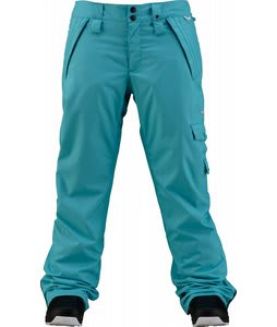 Foursquare Katie Snowboard Pants Helsinki Blue