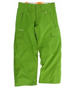 Foursquare Lil Fuji Snowboard Pants Bamboo 