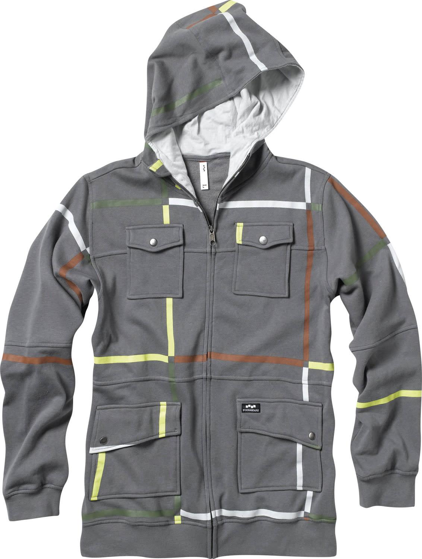 Foursquare Line Hoodie fs3linh06blf12zz-foursquare-hoodies