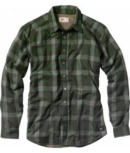 Foursquare Logger Insulated Flannel Portland Pine Spectrum Plaid