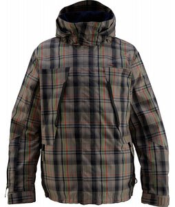 Foursquare Melnik Snowboard Jacket Crossroad Grain