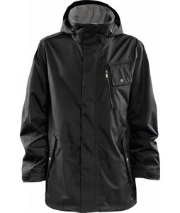 Foursquare Mill Snowboard Jacket Blacktop