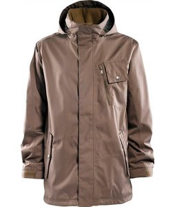 Foursquare Mill Snowboard Jacket Walnut