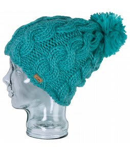 Foursquare Mop Top Beanie Helsinki Blue