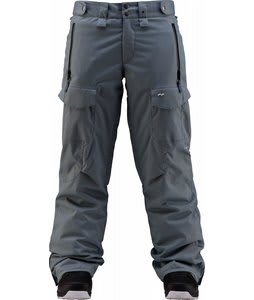 Foursquare Muller Snowboard Pants Overcast