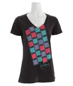 Foursquare Multi Squares T-Shirt Blacktop