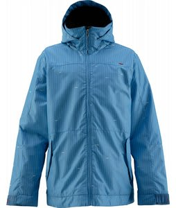 Foursquare Myers Snowboard Jacket Longitude Bluebird