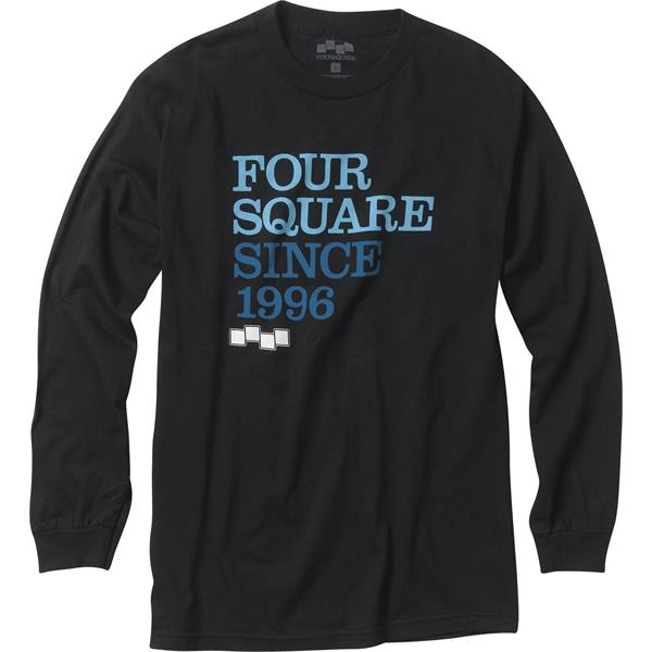 Foursquare Notch L/S T-Shirt