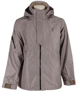 Foursquare Omar Snowboard Jacket Longitude Walnut