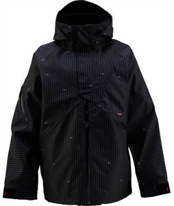 Foursquare Omar Snowboard Jacket Longitude Blackout