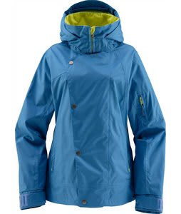 Foursquare Peterson Snowboard Jacket Bluebird