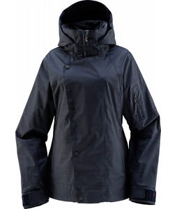 Foursquare Peterson Snowboard Jacket Midnight Blue