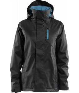 Foursquare Pillar Snowboard Jacket Blacktop
