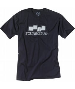 Foursquare Pitch T-Shirt Ink